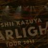 吉井和哉STARLIGHT TOUR2015の初日を満喫してきました。