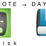 アプリ「Day One」はライフログの母艦となるか?