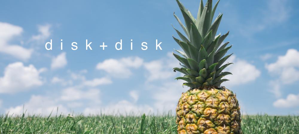 夏の予定を考えるdisk
