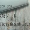 散財ノート2015/disk