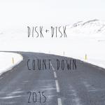 年末までのカウントダウン/disk