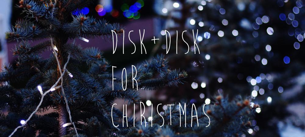 クリスマスがやって来る/disk