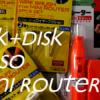 DAISOのミニルーターがすごい1/disk