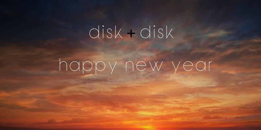 あけまして2016/disk