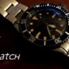 ベルト交換したvague watch1/disk