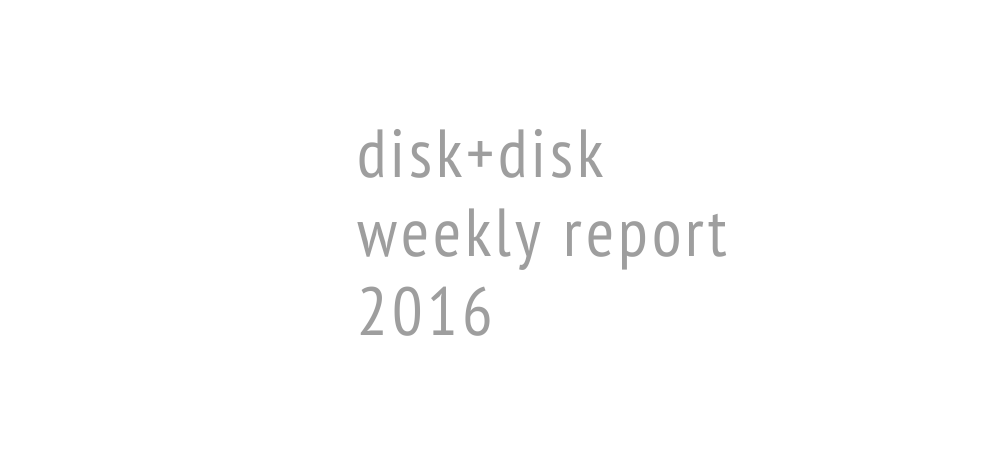 weekly-report/disk