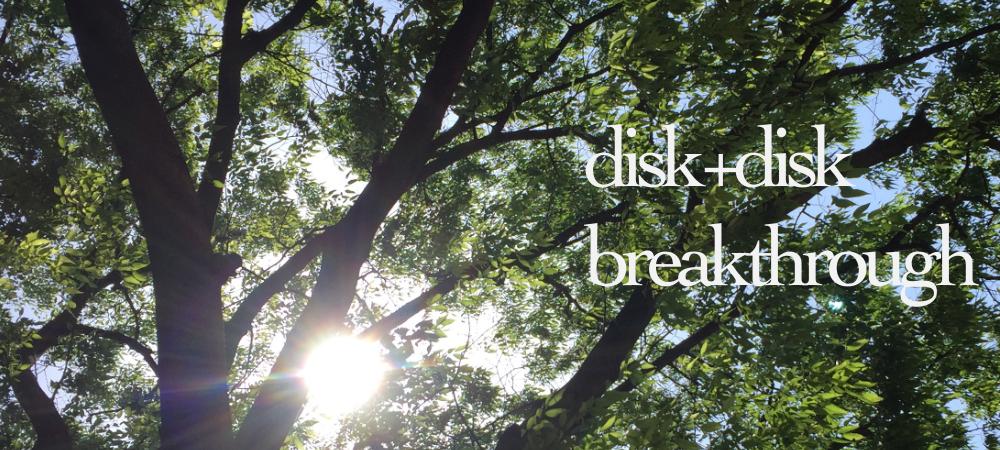 心の解放/disk