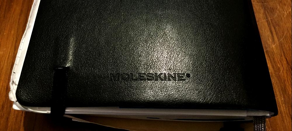 持ち物モレスキン/disk