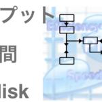 アウトプット強化月間/disk