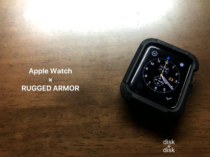 Apple Watch×RUGGED