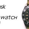 ロレックスに激似のvague watch ブラックサブマリーナを購入。感想はこちらから
